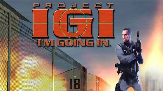 IGI 1 I'M GOING IN PC GAME FREE DOWNLOAD FULL VERSION Pc