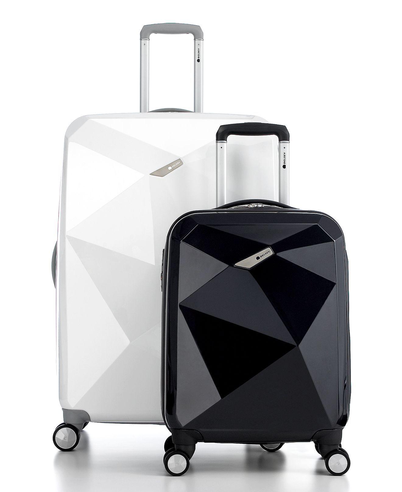 fbfb60109 Delsey Luggage, Karat Hardside | Bolsos | Maleta de Viaje, Maletas y ...