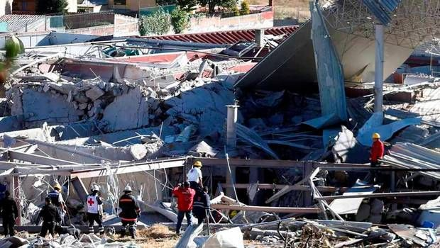 Madres Desesperadas Lucharon Por Salvar A Sus Bebés De Explosión En México