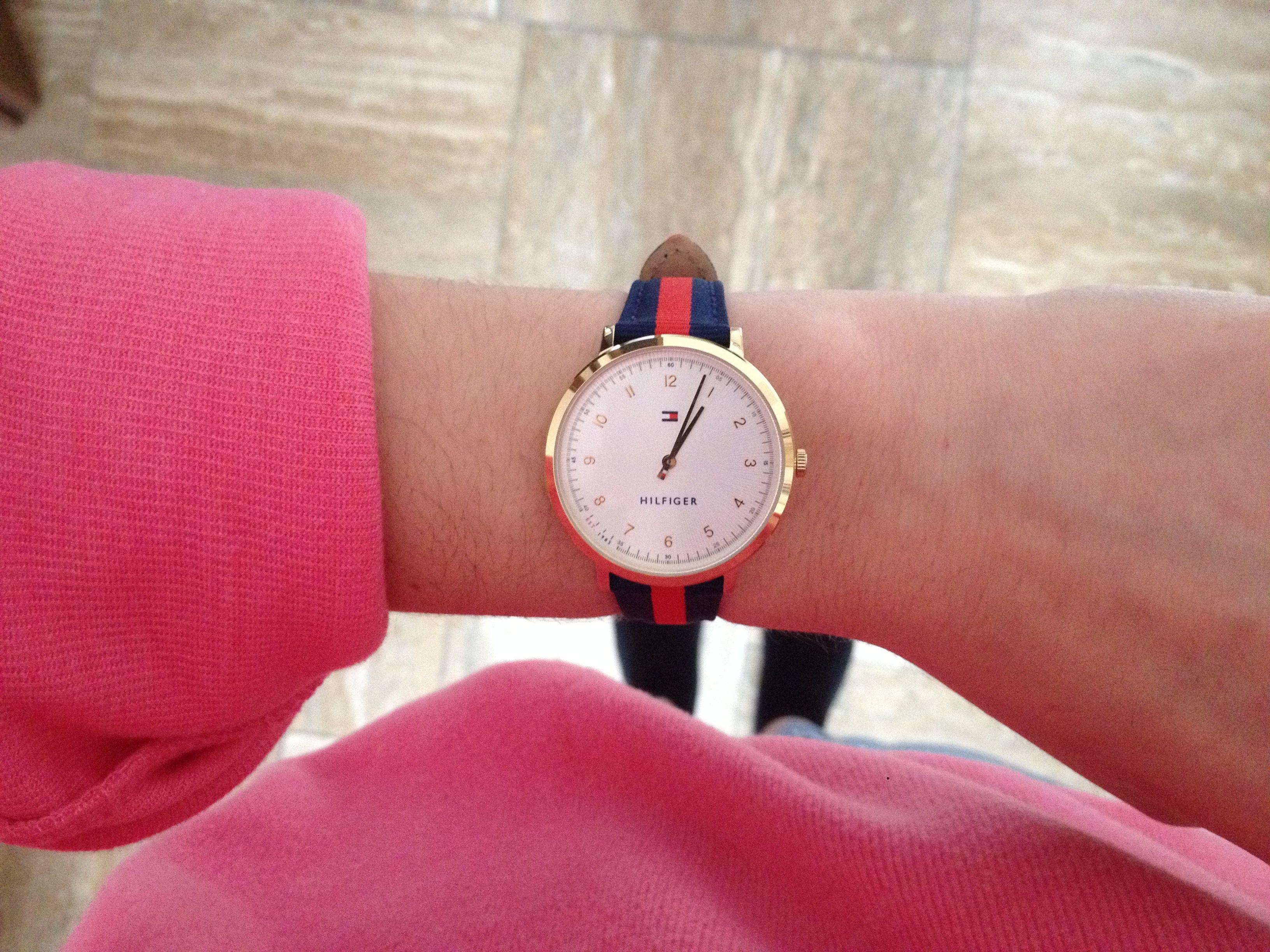 Tommy Hilfiger Watch #tommyhilfiger #watch