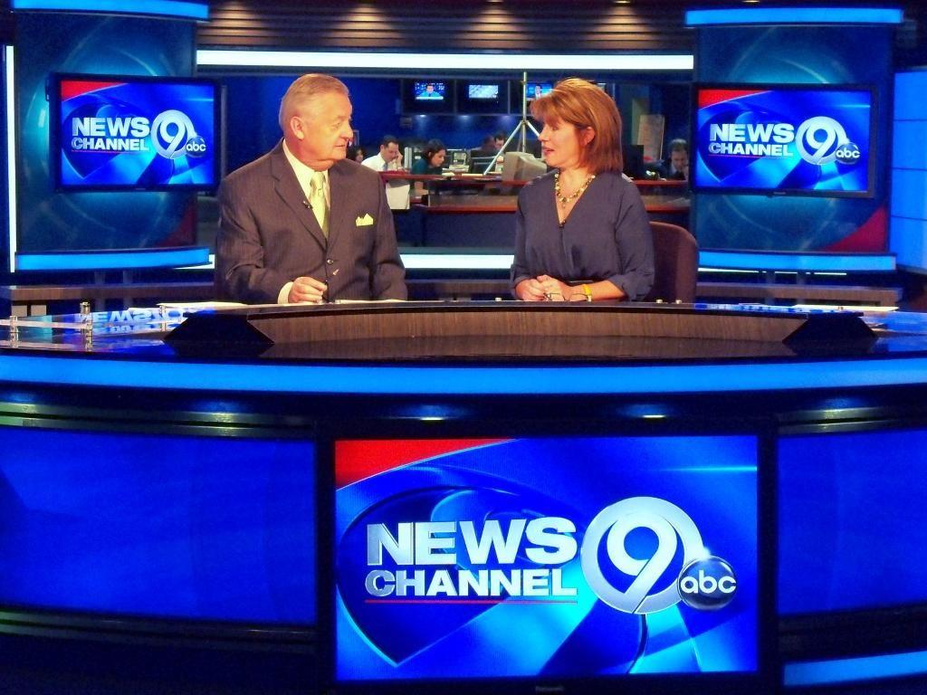 News Channel 9 ABC blue | Color Revolution | Channel 9 news, News