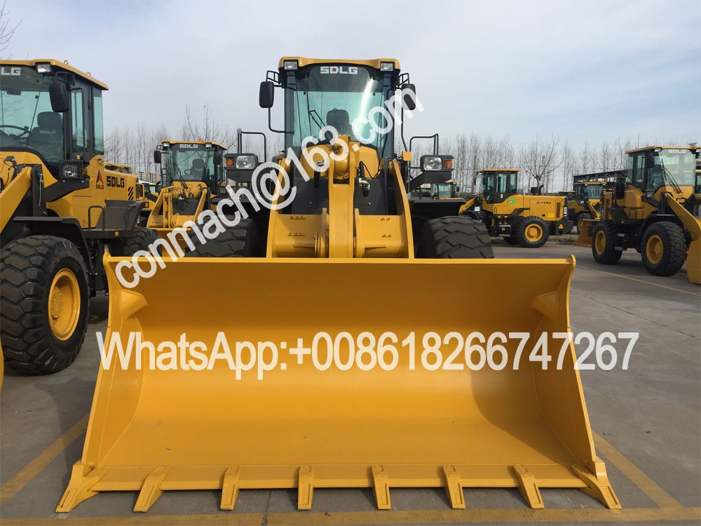 SDLG L956F Wheel loader bucket (With images) Wheel