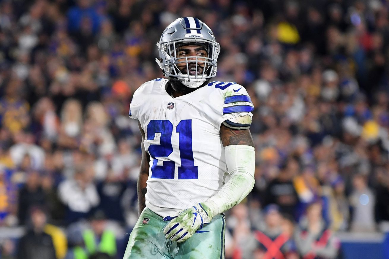Cowboys news Latest on the Ezekiel Elliott extension