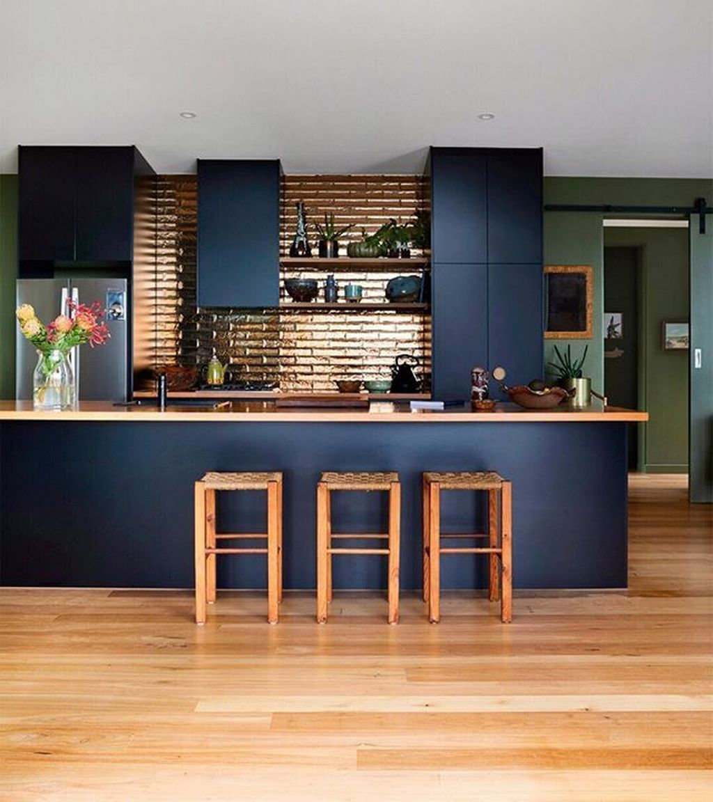 31 stunning navy kitchen cabinets ideas you have must see navy kitchen cabinets kitchen on kitchen decor navy id=55761