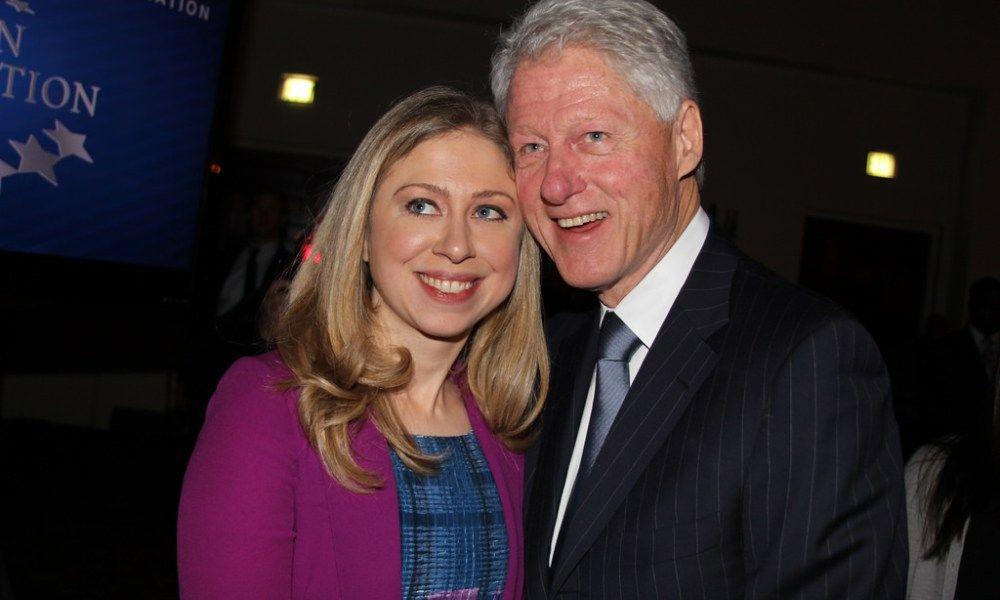 Chelsea Clinton Mesvinzky Is Married To George Soros' Nephew?