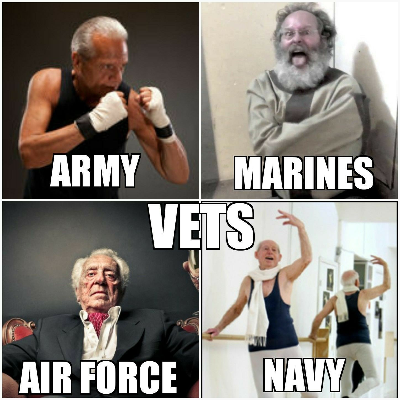 birthday meme military