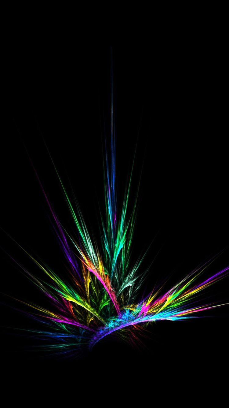 Top Emission color abstract iPhone 6 Wallpaper | Backgrounds  TT53