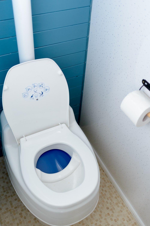 Compost Toilet - Separett Villa 9000 | Composting toilets ...