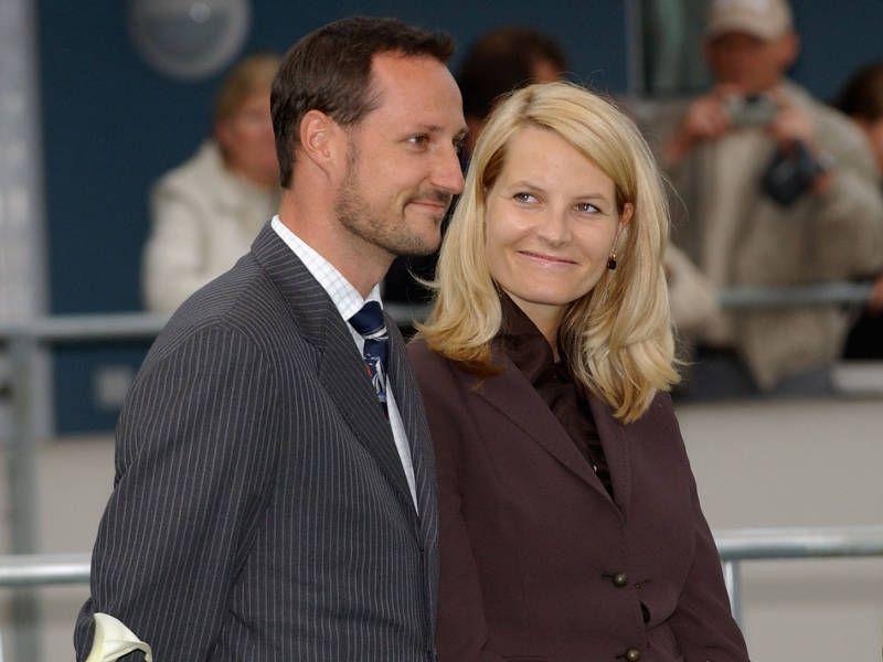 Haakon and Mette-Marit