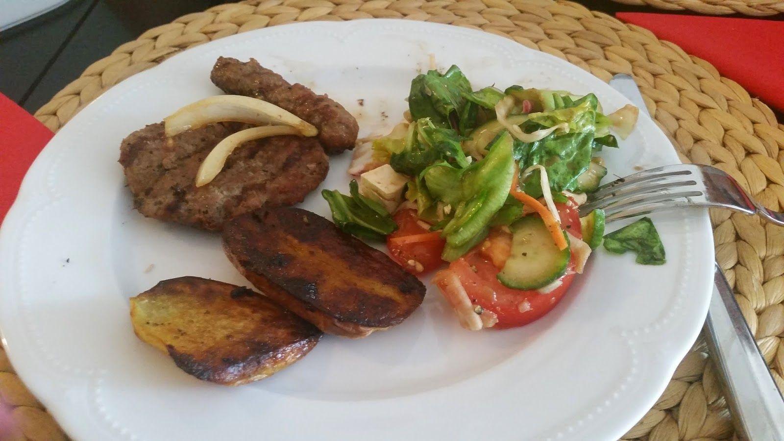 Es ist angerichtet! #Cevapcici #BalkanArt #krupsprepandcook #Prepandcook #Rezepte #Küchenmaschine #Kochfunktion #Multiküchenmaschine #Leckerscouts