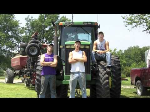 I'm Farming and I Grow It  A parody music video promoting agriculture... we do have to eat!