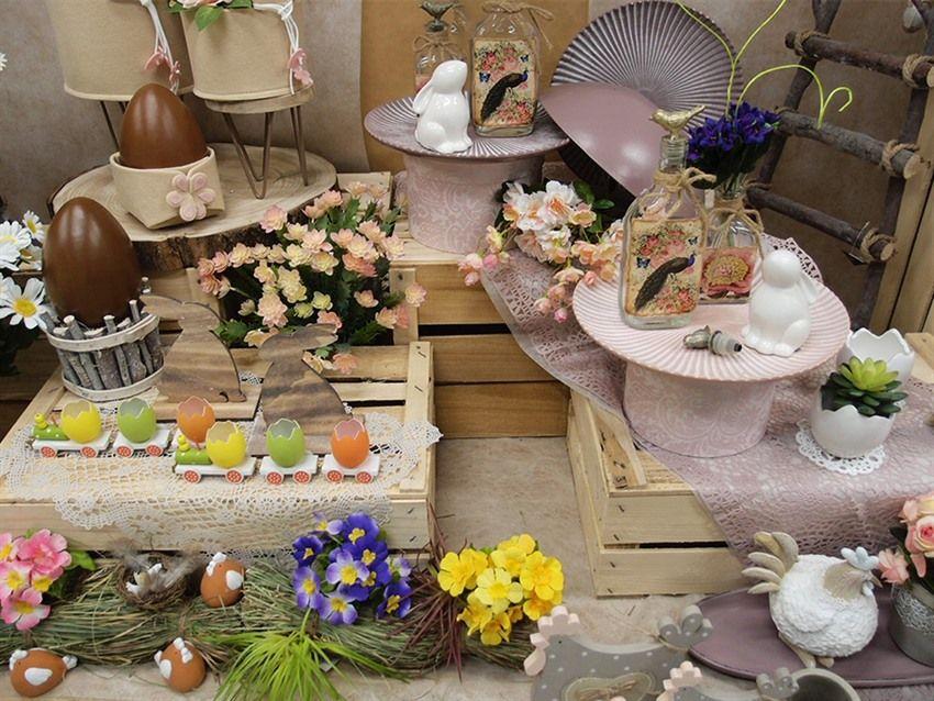 Vetrine di pasqua online decine di nuove idee per vetrine negozi da allestire in primavera - Idee per vetrine primaverili ...