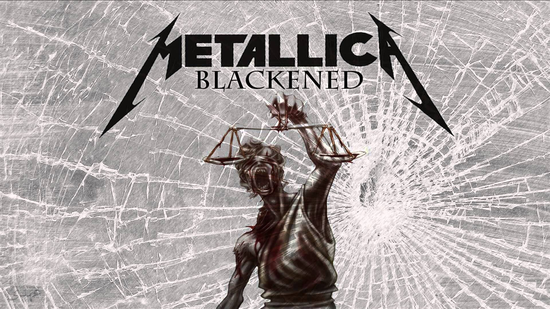 Metallica Blackened (HD Audio Remastered) lee taylor