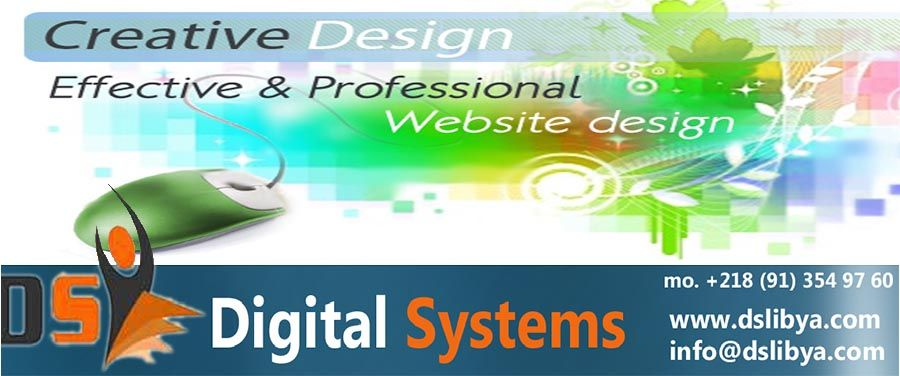 We Provide Creative, Effective and Professional Website design