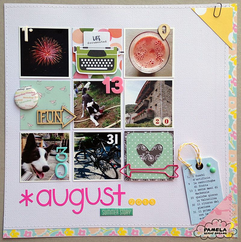 cosmicgirl·scrapper: Dream layout #10.15