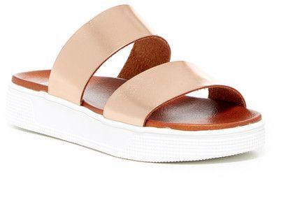 Shop for Saige Platform Sandal by Mia