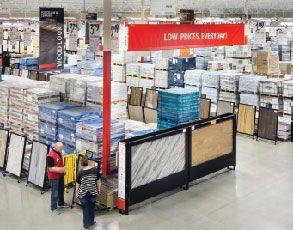 Interior Image Of Floor And Decor Store Store Decor Floor Decor Decor
