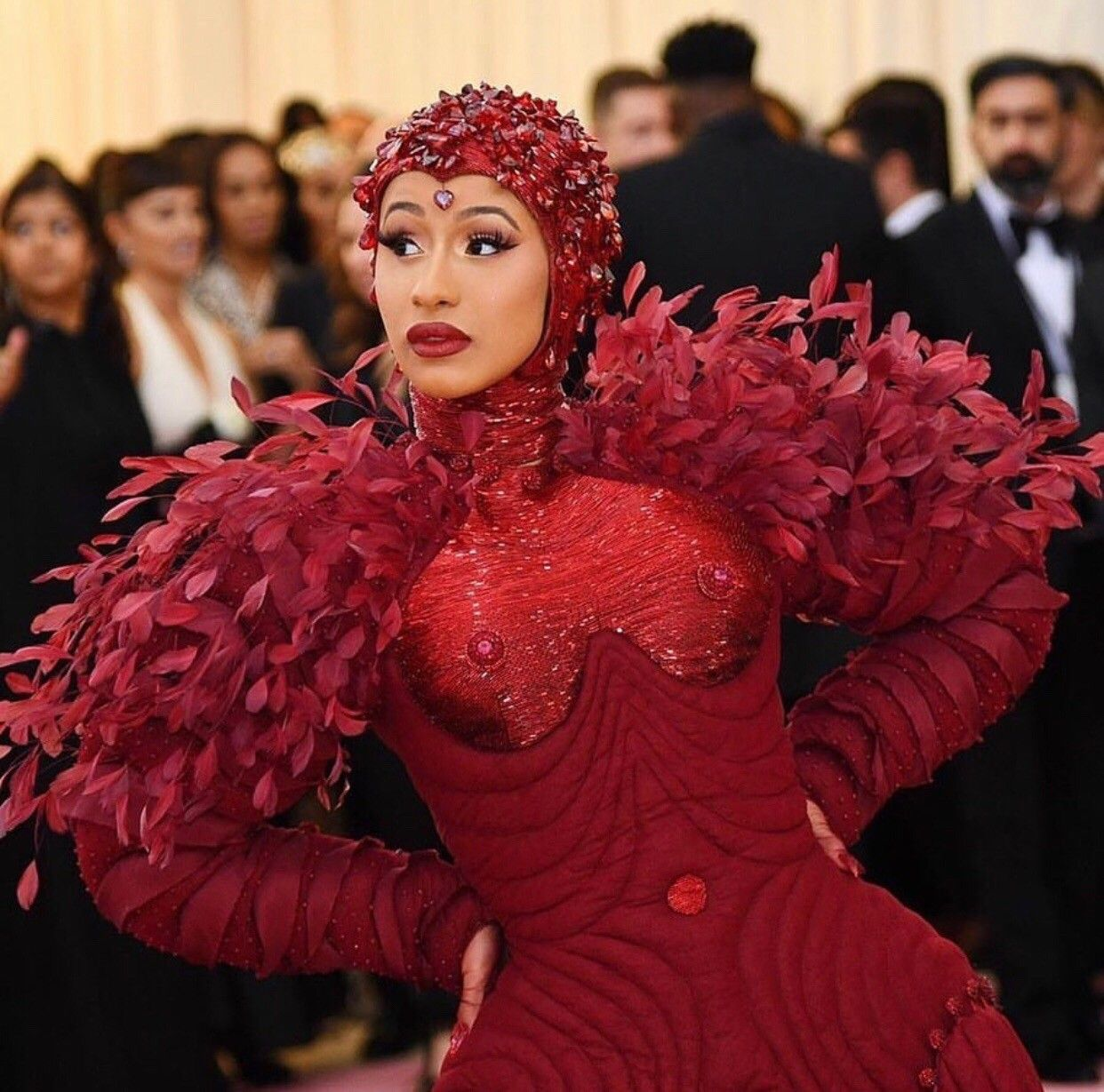 Cardi B Met Gala 2019 Met Gala Dresses Met Gala Fashion
