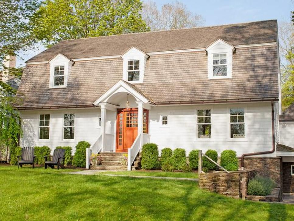 26 Popular Architectural Home Styles Diy network, Dutch colonial