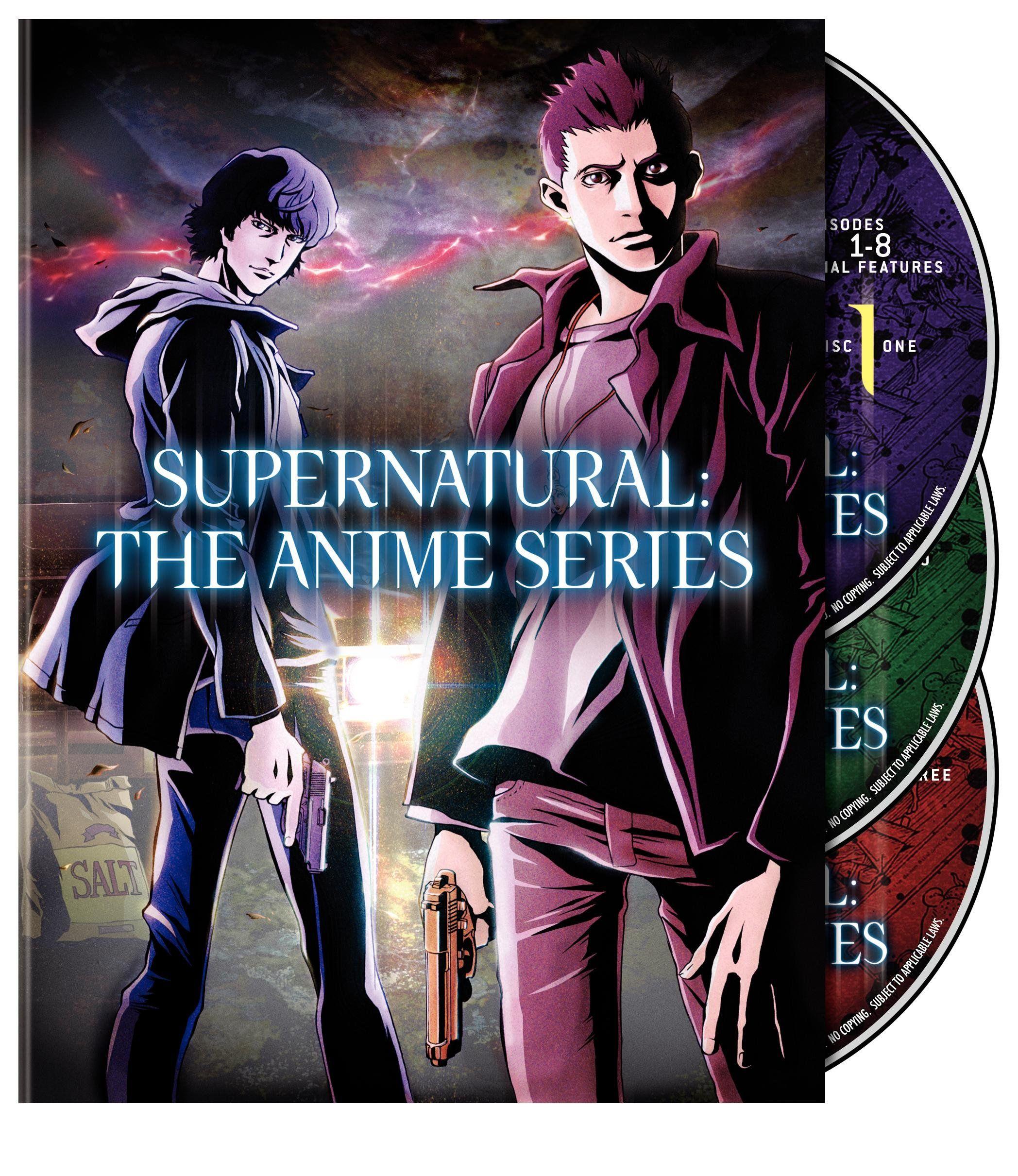 Supernatural The Anime Series 17 I WANTTTT