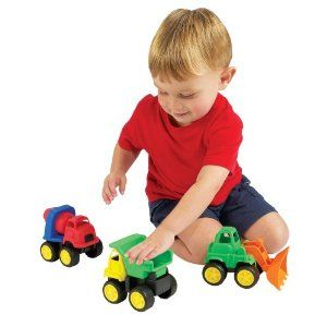 Amazon Kidoozie Little Tuffies Trucks Toys Games