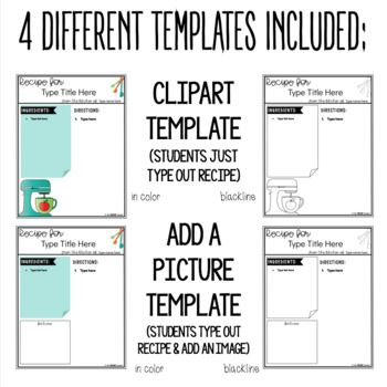 Cookbook Template In Google Slides  Cookbook Template Template