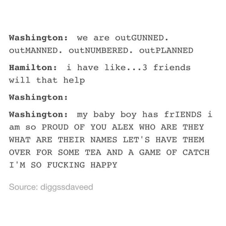 hamilton #georgewashington #tumblr Hamilton Pinterest - casual leave application