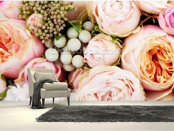 Barato Personalizado papel de parede floral, Buquê romântico de rosas, 3D moderno da foto para sala de estar quarto restaurante de cozinha de parede papel de parede, Compro Qualidade Papéis de parede diretamente de fornecedores da China:        Personalizado papel de parede floral, romântico buquê de rosas, 3d foto moderna para sala de estar cozinha quarto