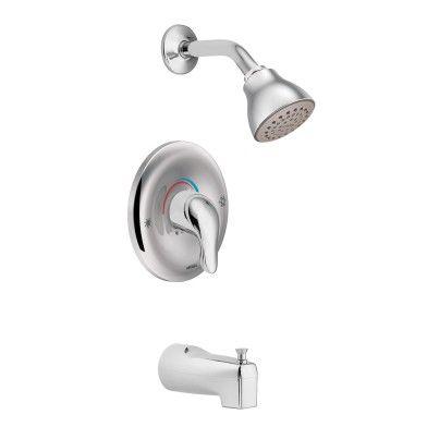 Chateau Chrome Posi Temp Tub Shower Shower Faucet Sets Shower Tub Shower Faucet