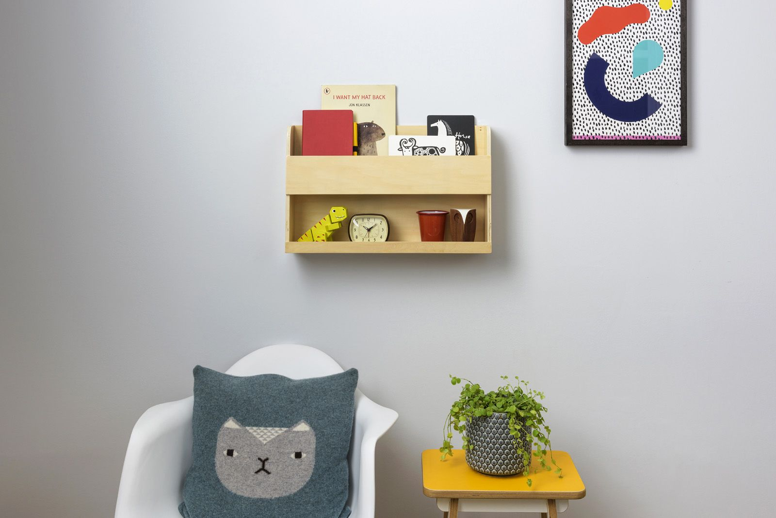 Storage Shelf For Top Bunk Bed Or Small Spaces Bunk Bed Chic
