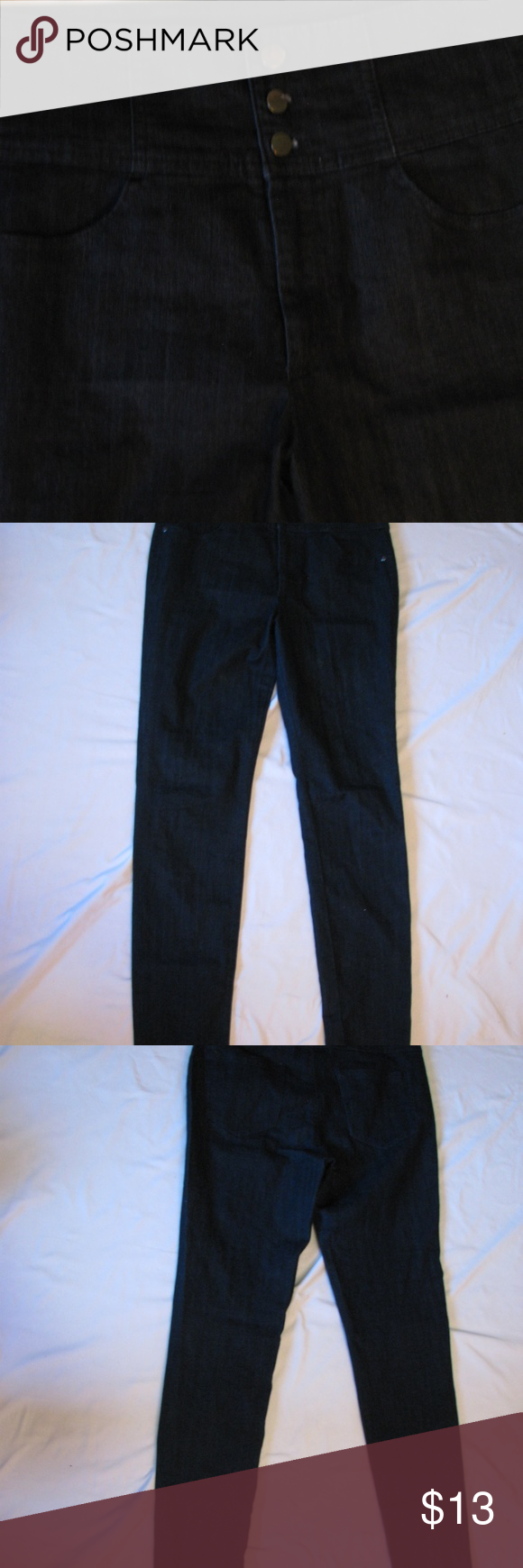 Forever 21 High Waist Skinny Jeans Like New. Excellent condition! Forever 21 Jeans Skinny