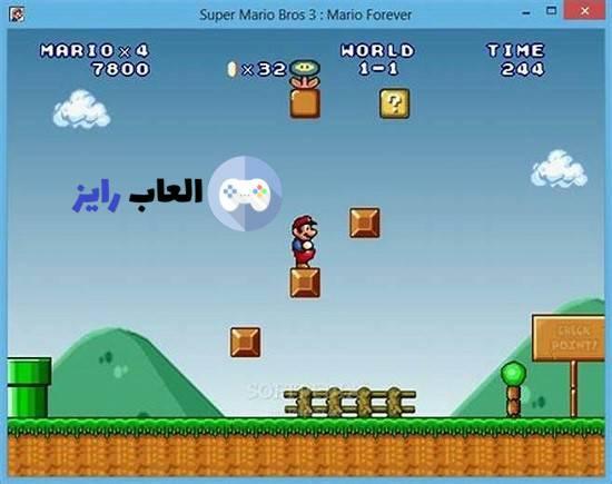 لعبة ماريو والاتاري وذكريات الطفولة الرائعة أفضل العاب زمان التي يعشقها الجميع الان لعبة ماريو Super Mario القديمة تحمي Super Mario Bros Super Mario Mario Bros