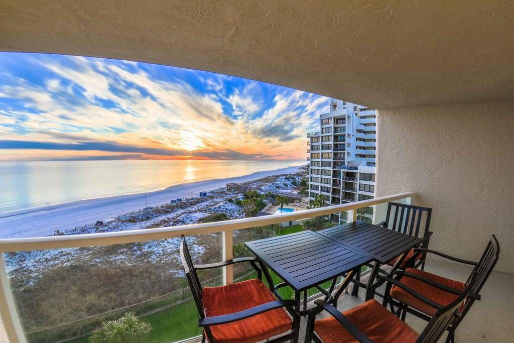 Cozy beach condo with spectacular view entire condominium