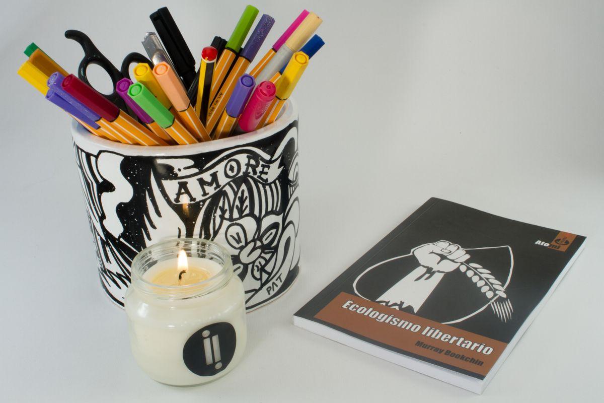 KiiO Candles, soy wax candles, art, design, hand made, original, real!
