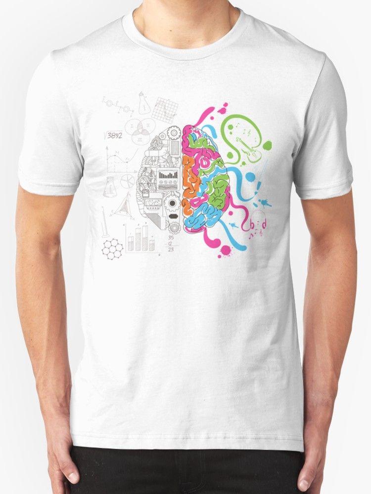 e679c5290 Brain Creativity Illustration by Gordon White
