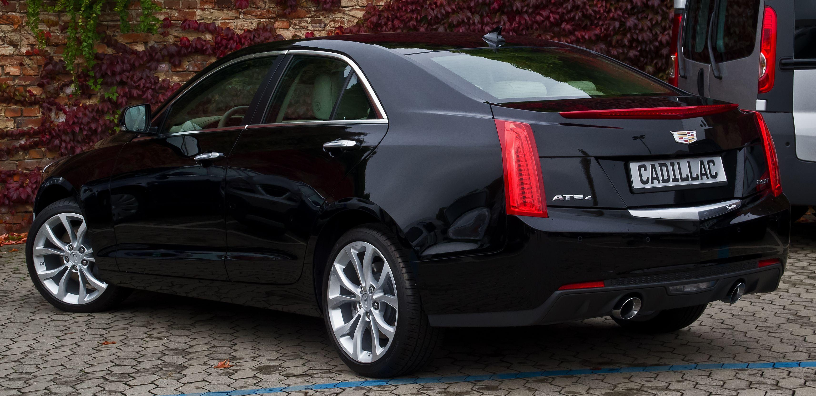Cadillac ATS Asphalt8 car Pinterest