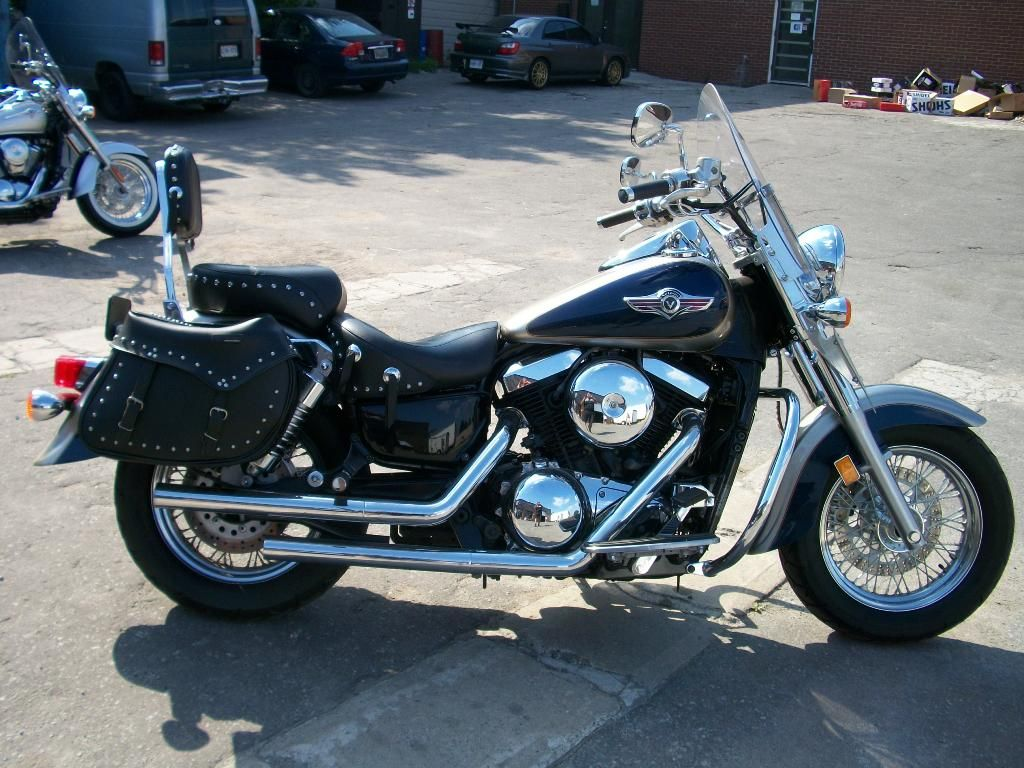 VULCAN CLASSIC VN1500 | Bikes | Used motorcycles, Motorcycle