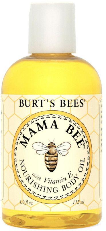 Burt S Bees Mama Bee Nourishing Body Oil Naturalskincare Natural Ad Naturalremedies Essential Nduta Burtsbees Ski Best Body Oil Body Oil Nourishing Body