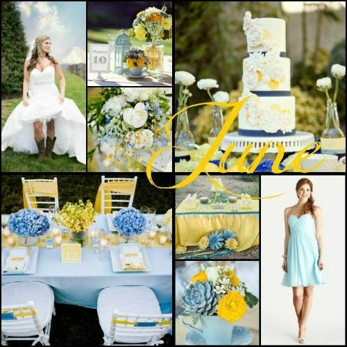 June Wedding Colors Google Search Wedding Colors Wedding Color