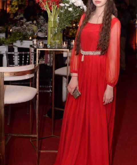 a36d25e21c18a latest red maxi gown girls net dresses 2017 pakistani party dresses with  price