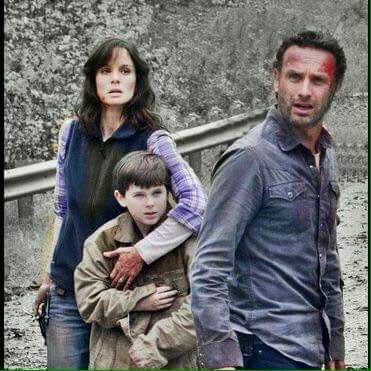 Lori, Carl and Rick