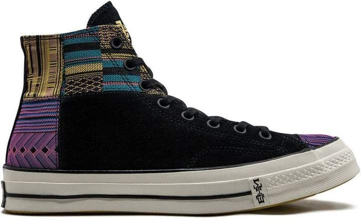 Converse Chuck Taylor All Star 70s Hi Patchwork BHM Sneakers