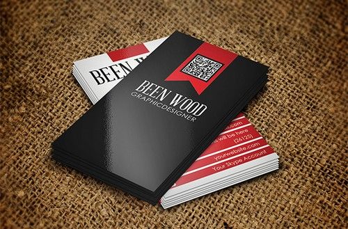 If You Just Start Off Your Business A Free Psd File For Card Template Will Help Improve Image