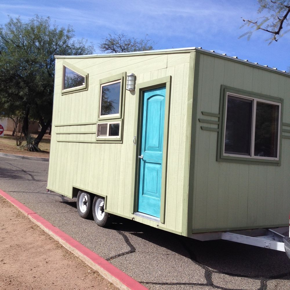 Best Tiny House Ever 1br 8ft X 18ft New In Business