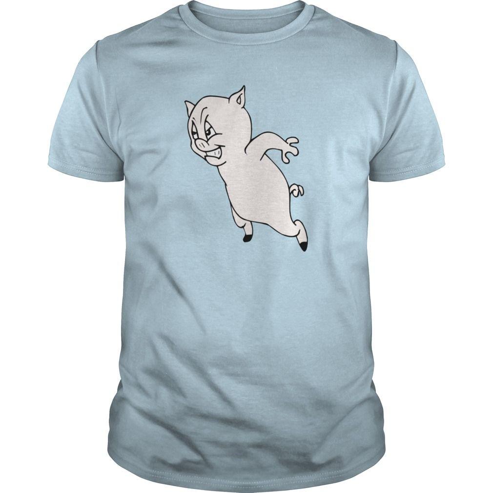 Pig Pointing TShirts  Mens Premium TShirt