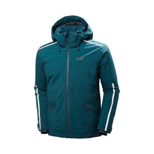 c867d86f5227 Men s Helly Hansen Vista  ski Jacket - Midnight Green Jackets