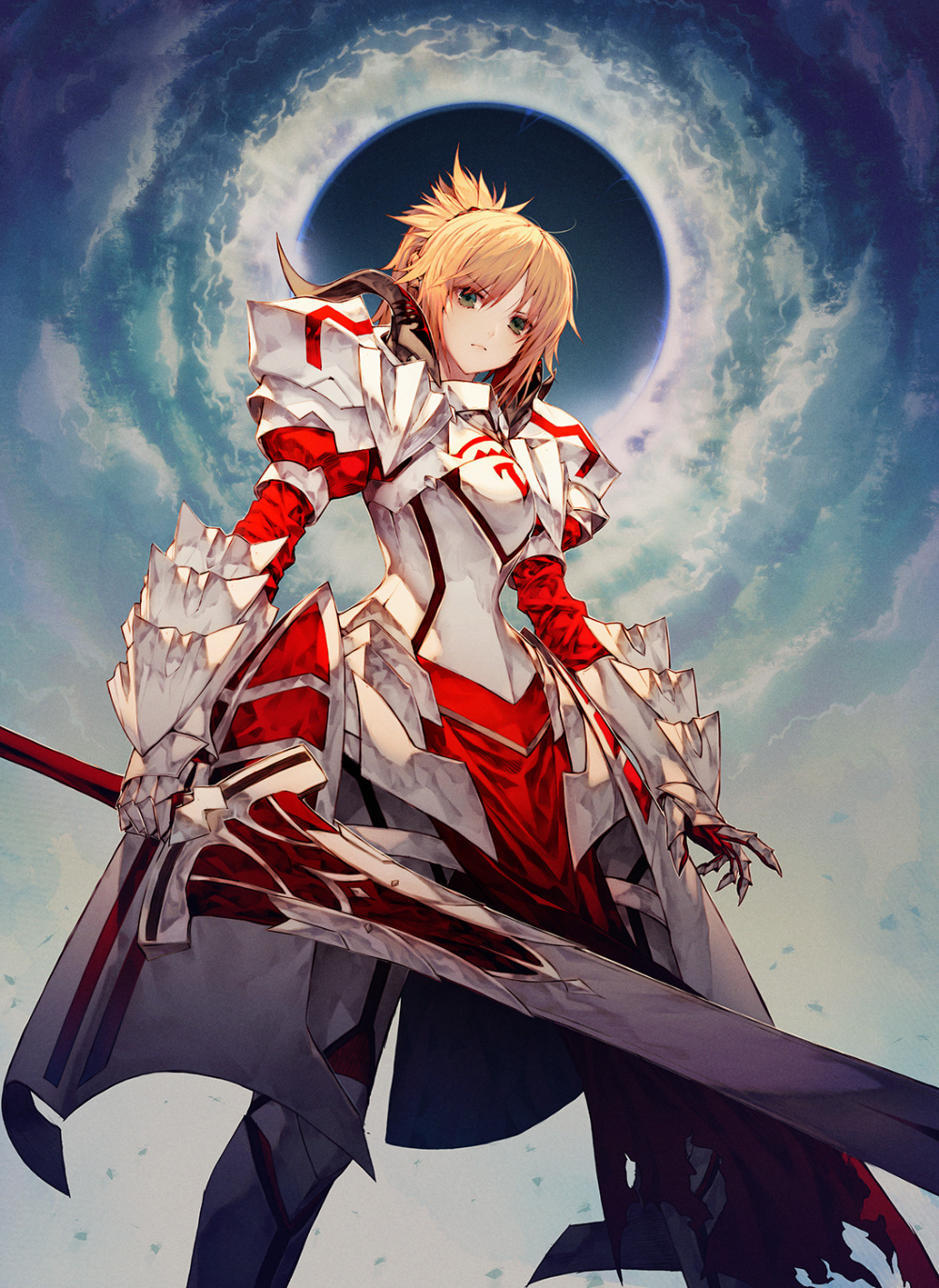 Really Red | Fate (Type-Moon)