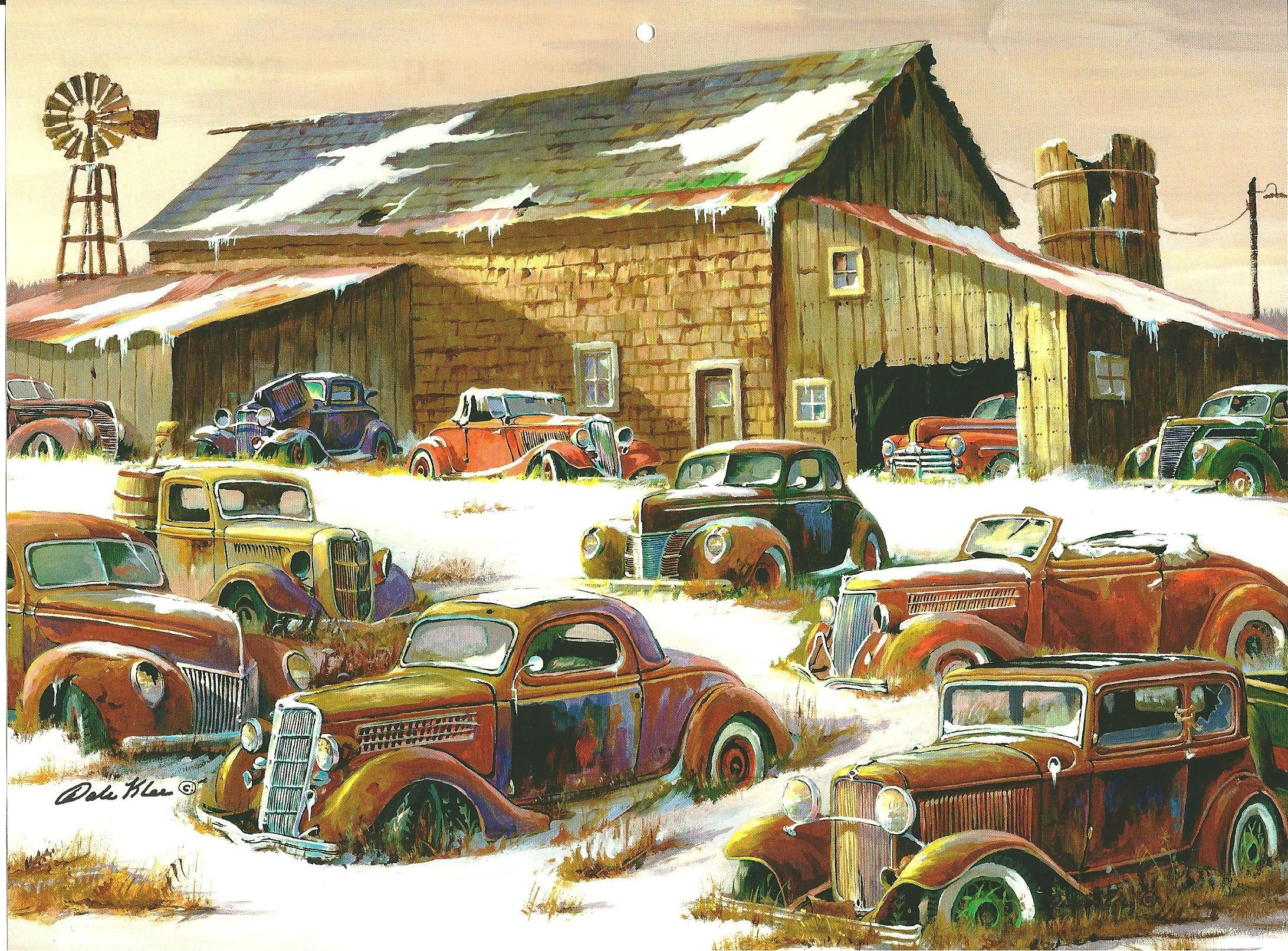 Old Cars In The Snow Old Car Pictures Pinterest Snow