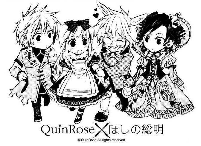 Resultado de imagen para Heart no kuni no alice manga