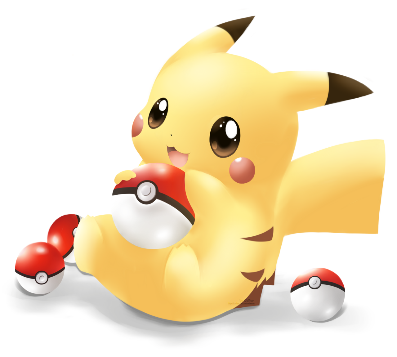 The cutest Pokemon ever Cute pokemon, Cute pikachu, Pikachu
